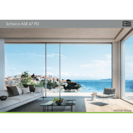Каталог Modus Group | Алюминиевые окна | Входные двери | Фасады | Солнцезащита |