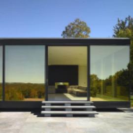 Раздвижные двери Schuco для пассивного дома