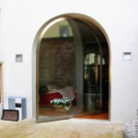 Инновации в раздвижных дверях Schuco Jansen