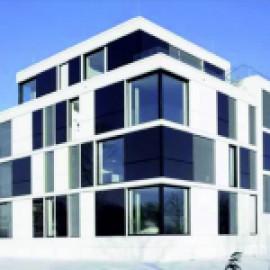 Строительство пассивного дома в бухте Шлей