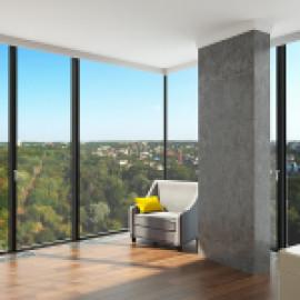 Остекление квартиры, инновации Шуко