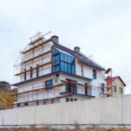 Алюминиевые окна Шуко для дома в Одессе