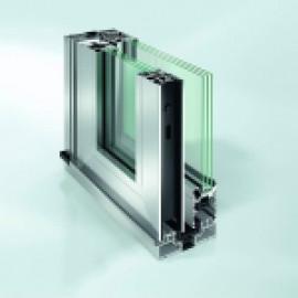 Новинка для коттеджа: модульные раздвижные двери Schuco