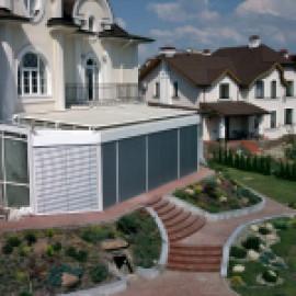 Проектирование и реализация зимнего сада