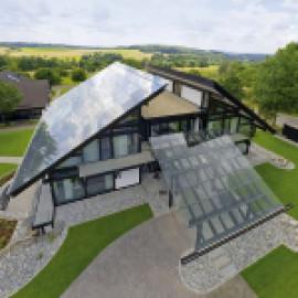 Фасадные системы для фахверковых домов