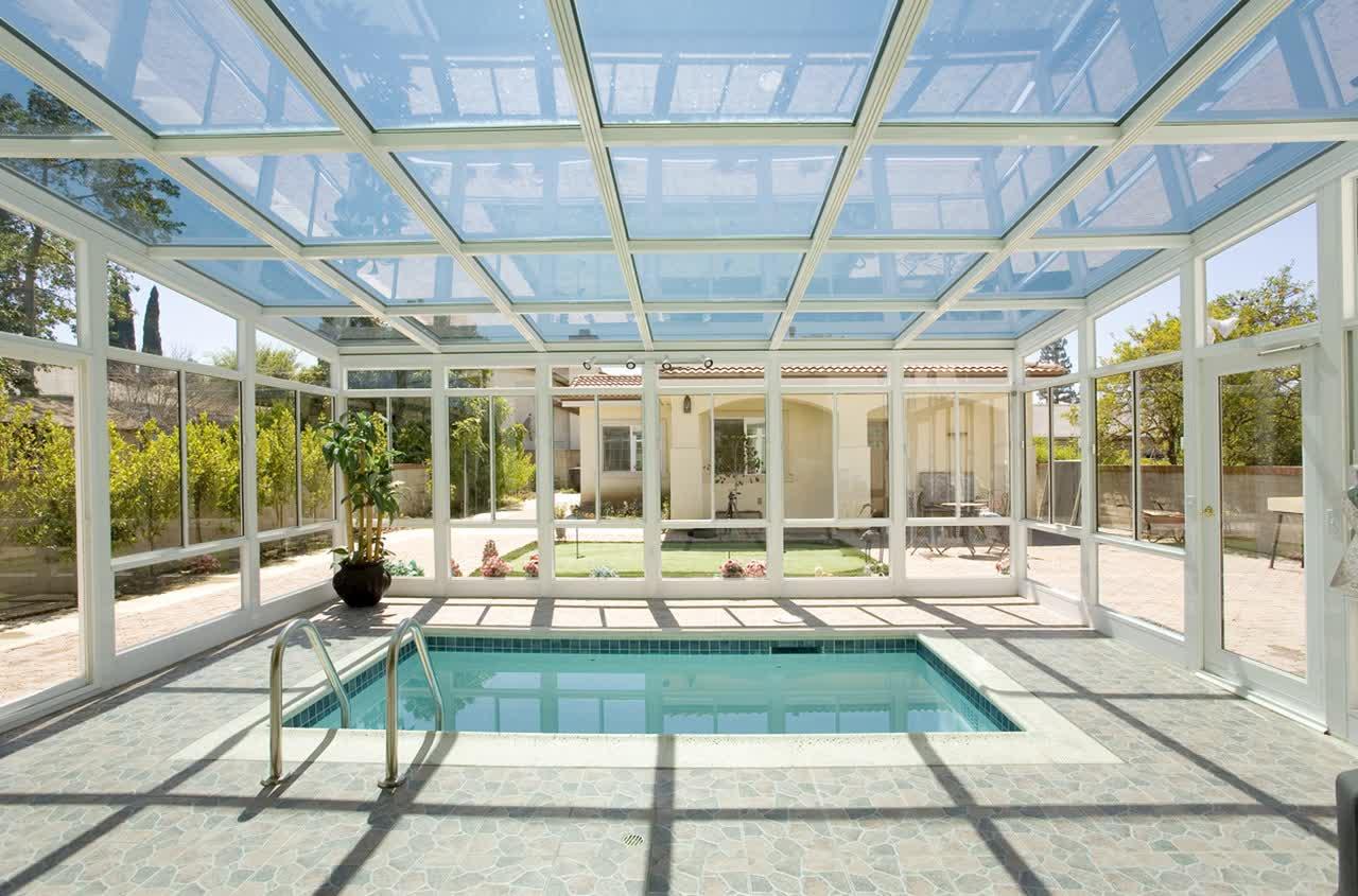 зимние сады с бассейном фото это просто